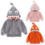Shark Hooded Coat for babies and Kids