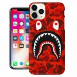 Shark Mouth iPhone Case – Red design